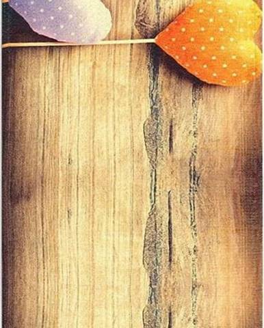 Běhoun Floorita Sweethearts, 60 x 190 cm