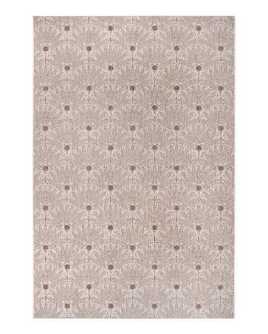 Béžový venkovní koberec Ragami Amsterdam, 120 x 170 cm
