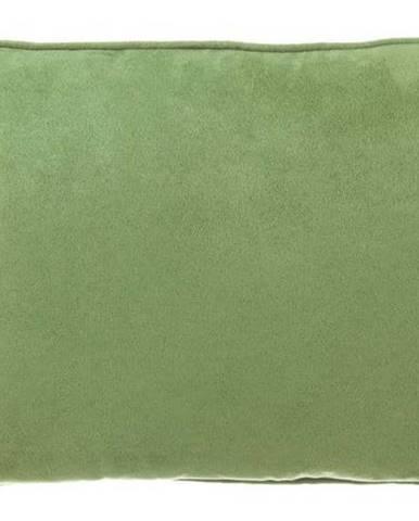 Zelený polštář Unimasa Loving, 50 x 30 cm