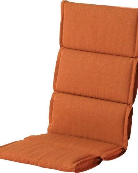 Hartman Červeno-oranžový zahradní podsedák Hartman Casual, 123x50cm