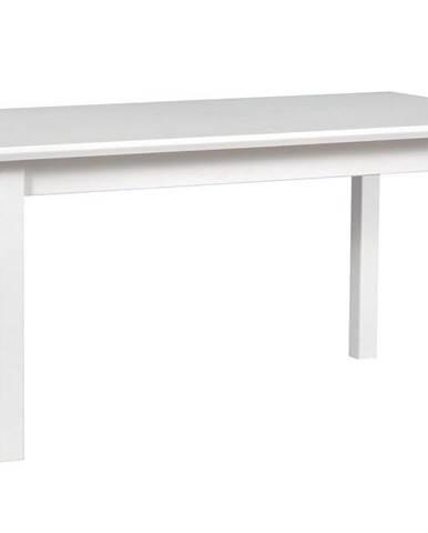 Rozkládací stůl WERO V L, bílá