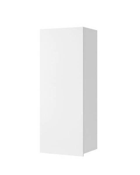 ERA Závěsná skříňka Corinto 2, bílá/bílý lesk