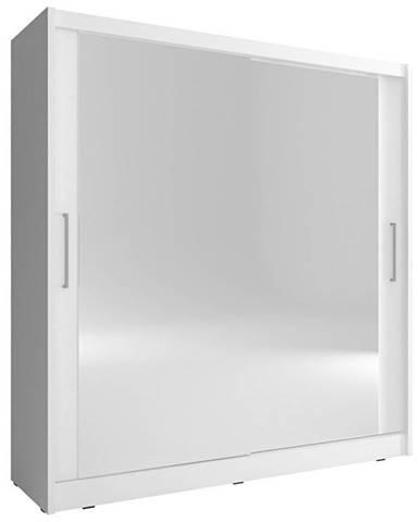 skříň MARY VI 200, bílá