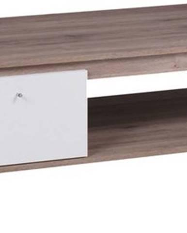 Konferenční stolek OLIVERIO dub san remo