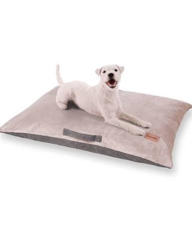 Brunolie Henry, pelíšek pro psy, podložka pro psy, pratelný, ortopedický, protiskluzový, prodyšný, paměťová pěna, velikost M (80 x 10 x 55 cm)