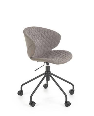 Halmar Kancelářská židle Dante, šedá