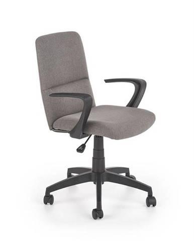 Halmar Kancelářská židle Ingo, šedá