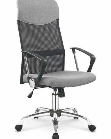 Halmar Kancelářská židle VIRE 2, černá/šedá