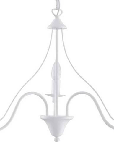 Bílé závěsné svítidlo Nice Lamps Fiorano 3