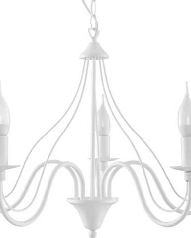 Bílé závěsné svítidlo Nice Lamps Fiorano 5