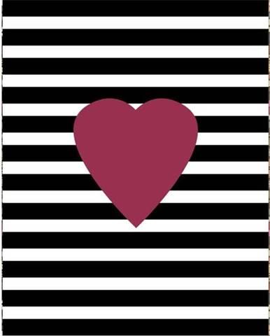 Koberec Rizzoli Heart, 160 x 230 cm