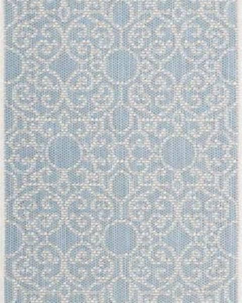 Bougari Modro-béžový venkovní koberec Bougari Nebo, 70 x 200 cm