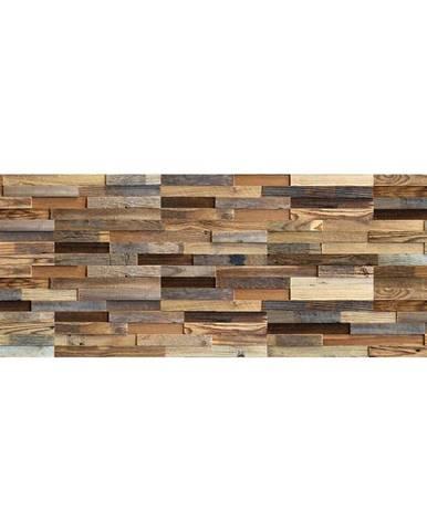 Dřevěný nástěnný panel Wood Tree bal=0,42m2