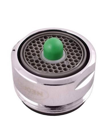 Perlátor M24x1 Vnější závit,  NEOPERL– ECO PUSH 11 L/min  5 L/min přepínací  ušetří min. 50%