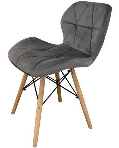Židle Malta Antracyt