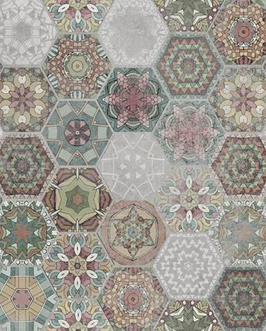 Dlažba Patchwork Hexagon Colour 60/60