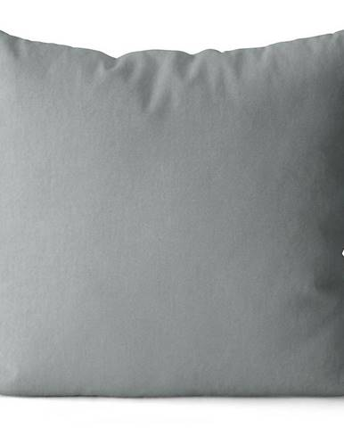 Polštář Jess, 40X40 cm, šedý
