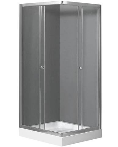 Sprchový kout čtvercový A1900F 90/90/185 čiré