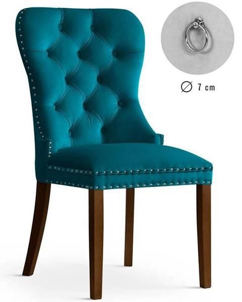 BAUMAX Židle Madame Mořská Barva