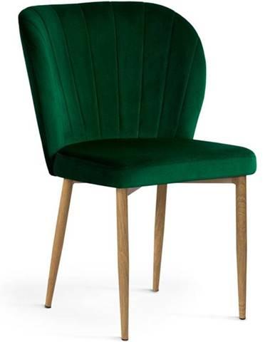 Židle Shelly Zelená
