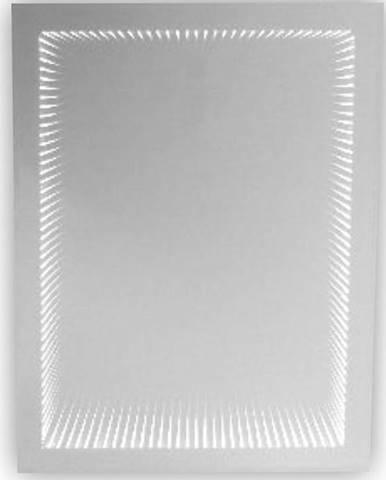Zrcadlo LED 37 3D 65X75