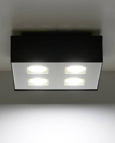 Svítidlo Atlanta 4 černá A-073