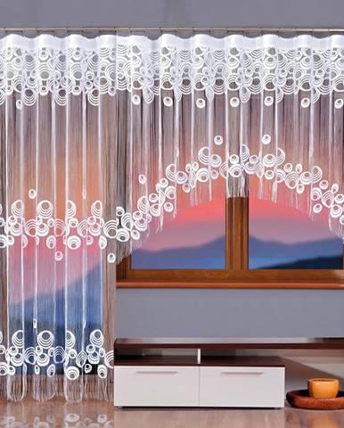 Žakárová záclona REBEKA/A869/150x250
