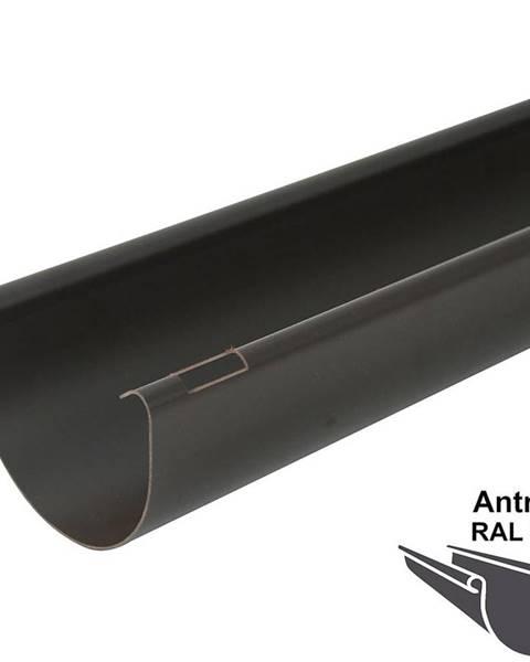 Marley Okapový žlab rg 100 2 m  antracit