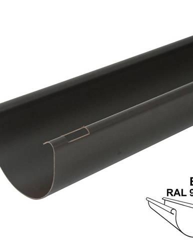 Okapový žlab rg 125 2 m bílá