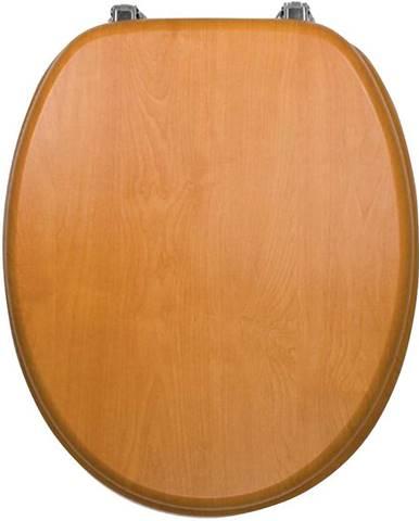 Sedátko dýhované dřevo WC/ORECH