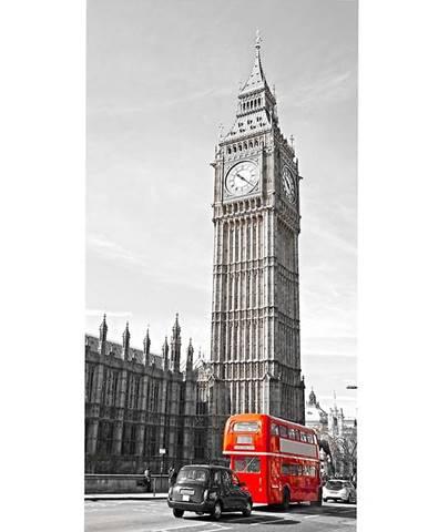 Dekor skleněný - Big Ben 30/60