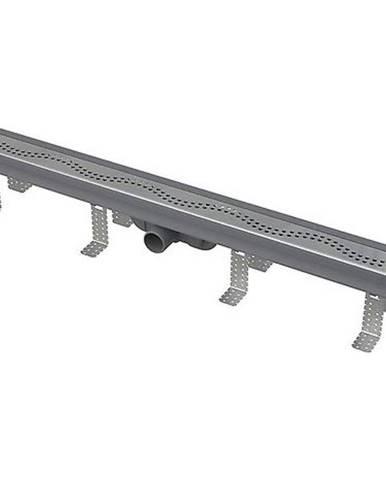 Plastový Podlahový Žlab  – Komfort Délka CPZ8-750M 800