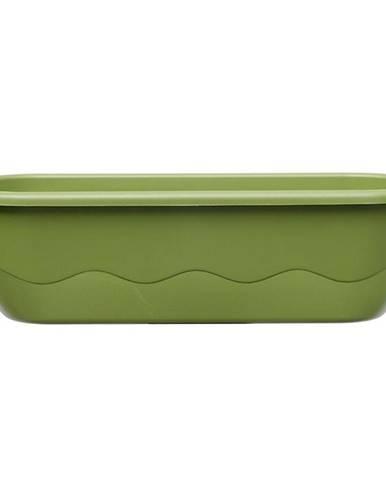 Samozavlažovaci truhlík Mareta 60/zelený
