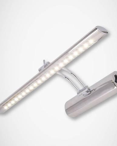 Osvětlení obrazů hl6641l chrom LED k1