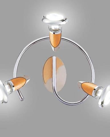 Svítidlo R5026b-3sp satén-chrom