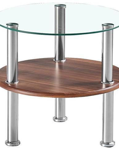 Konferenční Stolek Diana 45cm Sklo