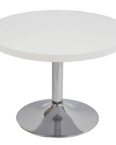 Konferenční Stolek Kate 60cm Bílý