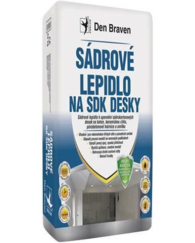 Sádrové lepidlo na SDK desky Den Braven 20 kg