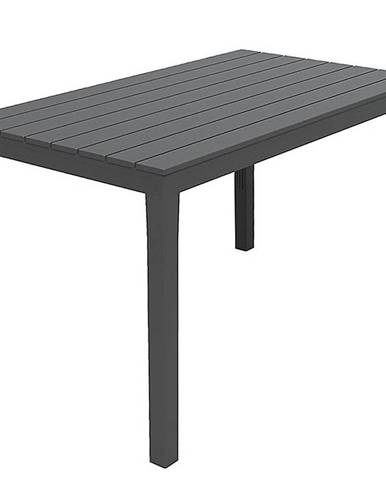Stůl Sumatra 138x78x72 cm antracit