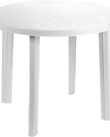 Stůl Tondo bílý