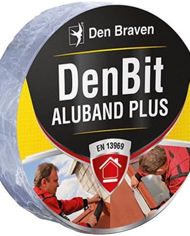 Střešní bitumenový pás Den Braven DenBit Aluband PLUS 100mm x 10 m