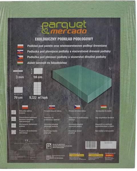 BAUMAX Podložka pod plovoucí podlahy Basic Marcado Natural Mat 3,0mm