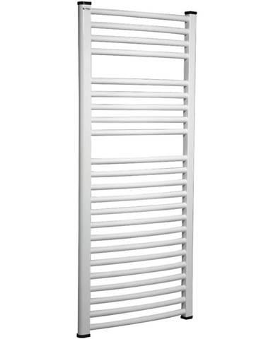 Koupelnovy radiátor OVAL 500/700 bílý
