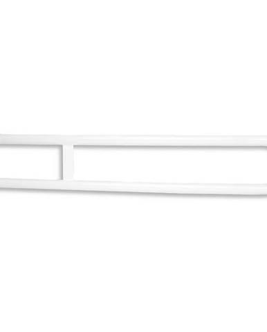 Úchyt dvojitý sklopný 852 mm bílý R66830,11
