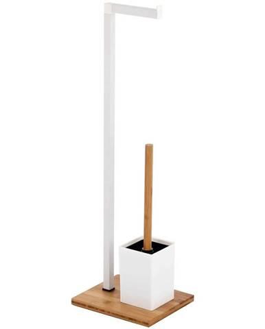 WC stojan bílý Pure 07619