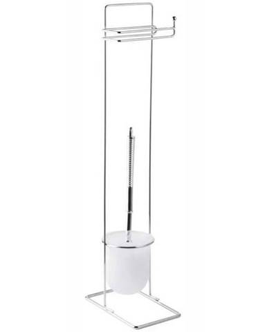 WC stojan Square chrom Basic 07559
