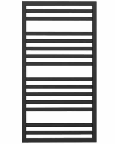Radiátor GŁP2 s rámem černá mat 980x530 490W