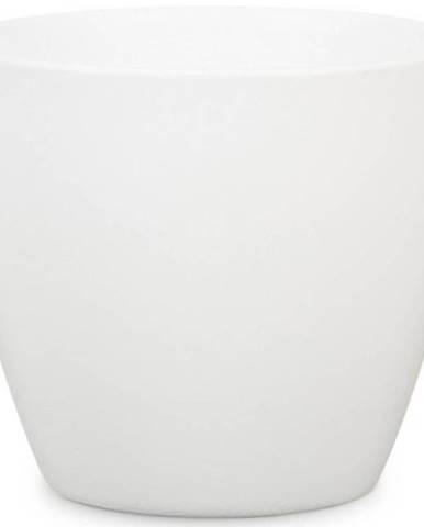 Obal na květináč keramický scheurich 920, ø28cm, barva bílá