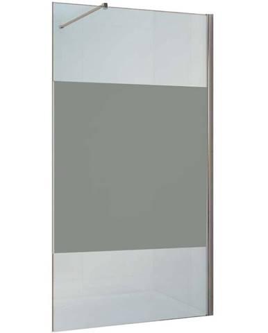 Sprchová zástěna WALK-IN BALI 120 x 195 zrcadlo