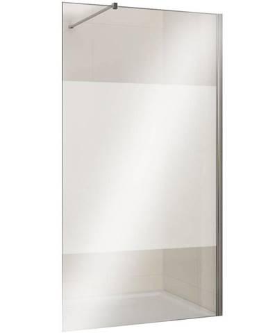 Sprchová zástěna WALK-IN MIST 100 x 195 přetisk